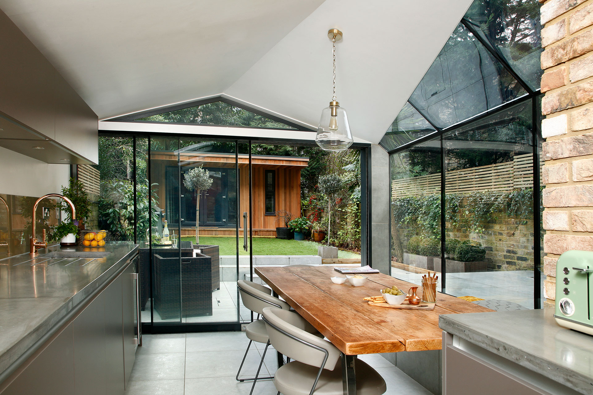 About The Frameless Glass Company