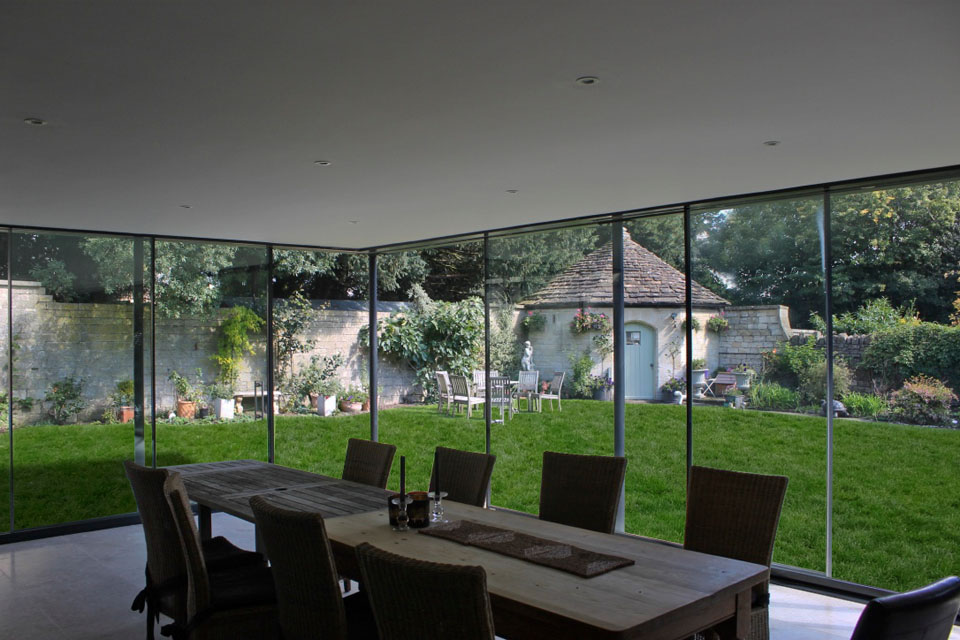 Projects The Frameless Glass Company