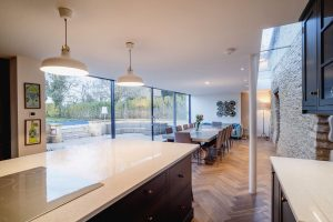 CONTEMPORARY COTSWOLDS The Frameless Glass Company