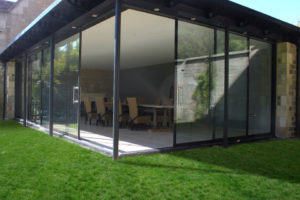 Bradford-On-Avon Residential The Frameless Glass Company