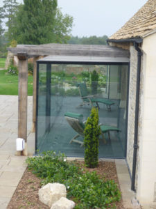 Wiltshire Residential The Frameless Glass Company
