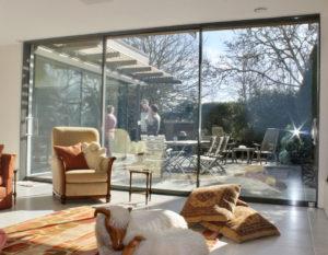 Lymington Residential The Frameless Glass Company