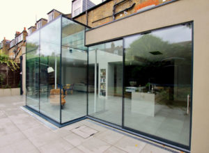 Tooting Residential The Frameless Glass Company
